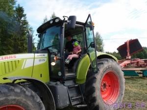 traktoråkning