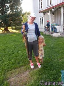 Glada fiskare