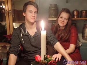 Rasmus och Fanny!