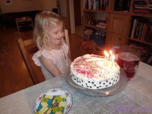 Smarrig tårta