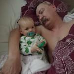vilar med morfar.