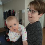 Mormor och Heidi