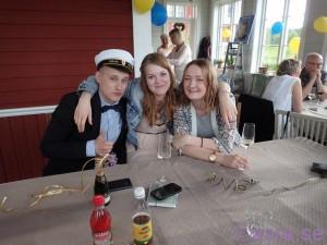 Edwin, Fanny och Ida